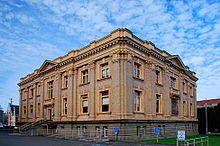 Clatsop County Courthouse (Clatsop County, Oregon immagini panoramiche) (clatDA0020a) .jpg