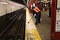 Cleaning Platform Tiles, (6944505925).jpg