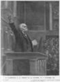Clemenceau à la tribune de la Chambres des députés le 11 novembre 1918.png