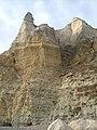 Cliff, Hooken landslip - geograph.org.uk - 242390.jpg