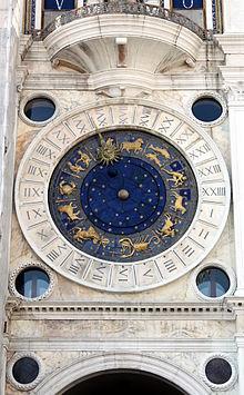 L'orologio astronomico del 1493 della Torre dei Mori di Venezia