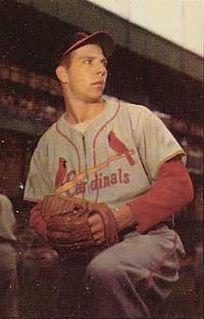 Cloyd Boyer American baseball player