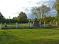 Cmentarz unicki (XIXw.)(fot.1) - Pratulin gmina Rokitno powiat bialski woj. lubelskie ArPiCh A-762.JPG