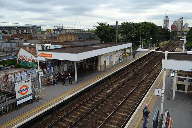 Bahnhof Hackney Wick
