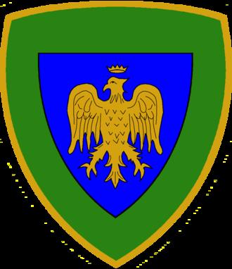 Alpine Brigade Julia - Coat of Arms Julia Alpine Brigade