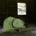 Coal mining in the past mining winch 3.jpg