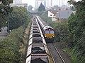Coal trains passing in Roath - geograph.org.uk - 4140471.jpg