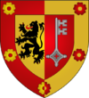 Coat of arms of Flaxweiler