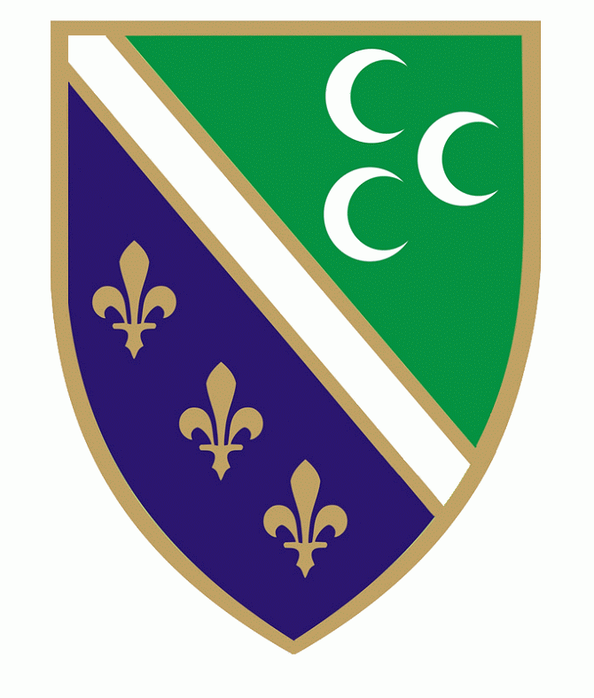 Coat of arms of Bosniaks in Serbia and Montenegro