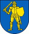 Coat of arms of Modrý Kameň.png
