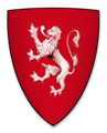 Coat of arms of William de Mowbray, Lord of Axholme Castle.png