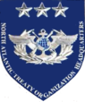Coat of arms of the NATO Headquarters.png