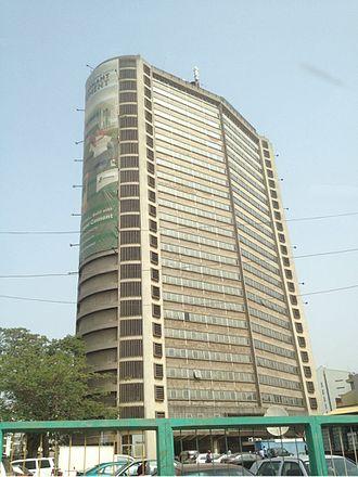 Ibadan - Cocoa House, Ibadan