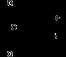 Kemia strukturo de Kodeinmetilbromido.