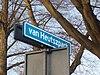 coevorden straatnaambord van heutszpark
