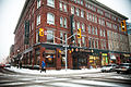 Coffee Culture, and other storefronts, in Kitchener's lovely old Walper Hotel.jpg