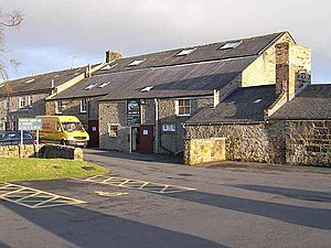 Otterburn Mill - Otterburn Mill coffee shop