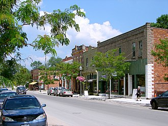 Severn, Ontario - Coldwater