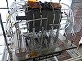 Collider Detector at Fermilab (CDF) silicon vertex detector.JPG