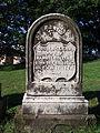 Collins (Louisa Glenn), St. Clair Cemetery, 2015-10-06, 01.jpg