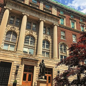 Columbia University Graduate School of Journalism - Pulitzer Hall
