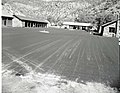 Completed repair and paving of utility area road. ; ZION Museum and Archives Image 004 04 028 ; ZION 7597 (1b2abb7c2c54401da26b64e3c8eaa4cb).jpg