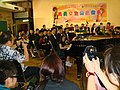 Concert at community center Mei Foo, Hong Kong (October 2009).jpg