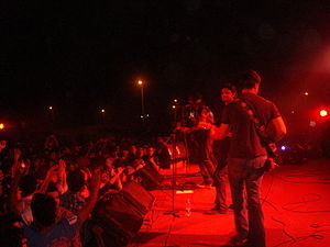 Lahore Grammar School - A concert organised by the students of Lahore Grammar School