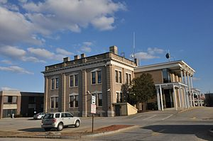 Merrimack County, New Hampshire - Image: Concord NH Merrimack County Courthouse 02