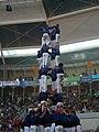 Concurs de Castells 2008 P1220390.JPG