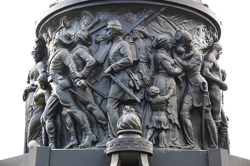 File:Confederate Monument - E frieze - Arlington National Cemetery - 2011.JPG