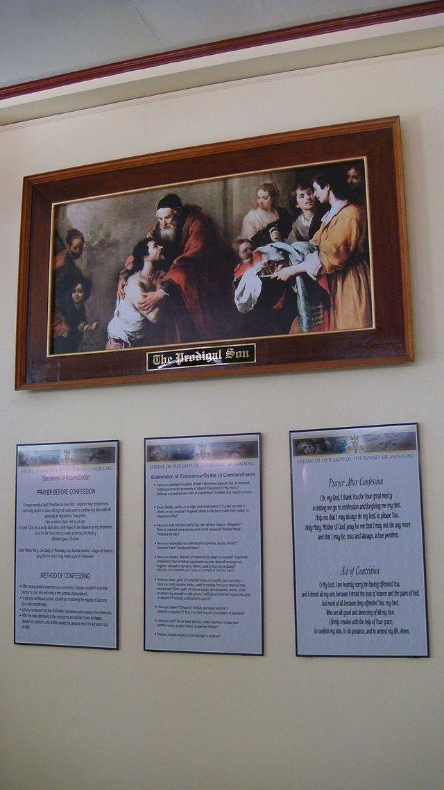 Sacrament of Penance - Wikiwand