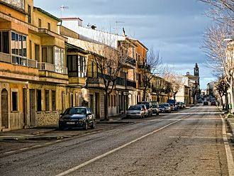Consell - Consell streets