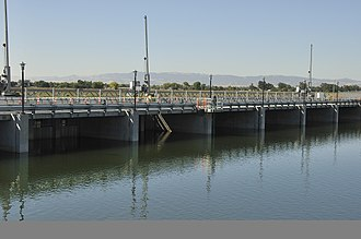 Contra Costa Canal - Image: Contra Costa Canal Fish Screen USBR