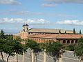 Convento agustino recoleto de Nuestra Señora del Camino. Monteagudo, Navarra España.jpg