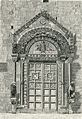 Conversano porta principale della cattedrale xilografia di Barberis 1898.jpg