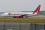 Corendon Airlines, TC-TJI, Boeing 737-8S3 (22380109662).jpg