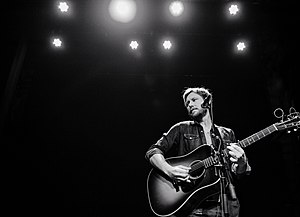 Cory Branan - Branan at Rough Trade (Brooklyn, NY) February 2016