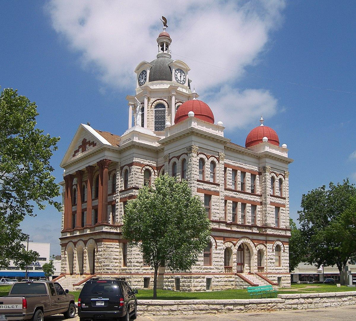 Coryell County, Texas - Wikipedia