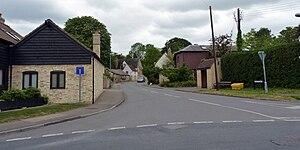 Coton, Cambridgeshire - Coton High Street