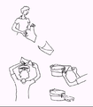 Cover the cooking pot with a plastic bag1.png