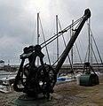 Crane at Victoria Dock, Caernarfon.jpg