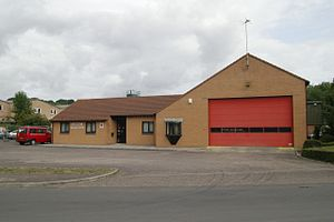 Crewkerne - Crewkerne Fire Station