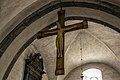 Cruz triunfal da igrexa de Hangvar.jpg