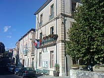 Cruzy (34) Mairie.jpg