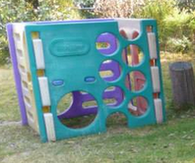 Toys and playground equipment