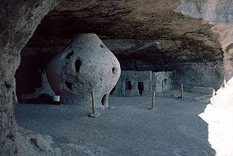 Cueva de la Olla (archaeological site) - Cueva de la Olla – Archaeological Site
