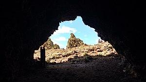 Pali-Aike National Park - Image: Cueva Pali Aike