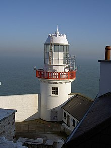 Current Lighthouse, Wicklow Head - geograph.org.uk - 692447.jpg