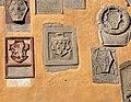 Cutigliano, palazzo dei capitani della montagna, stemmi 18.jpg